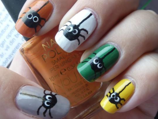 edderkoppenegle