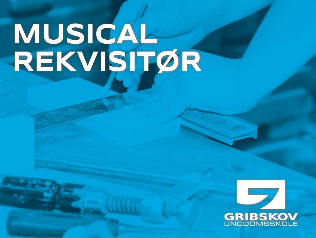 Musical - Rekvisitør