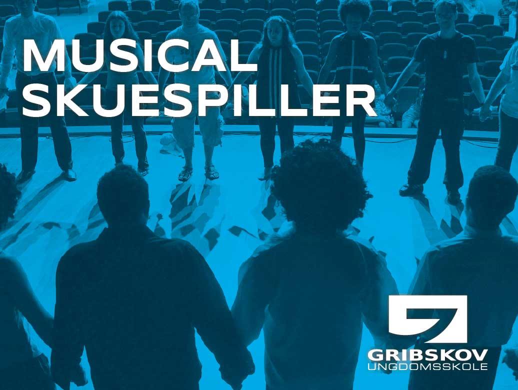 Musical - Skuespiller
