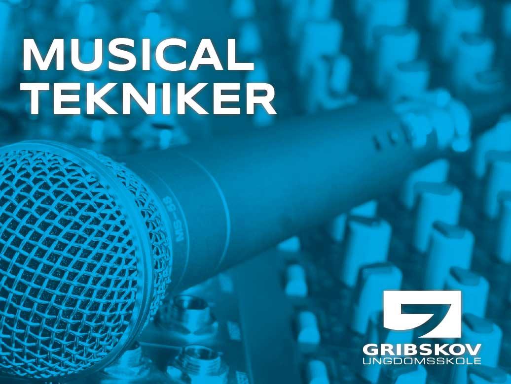 Musical - Tekniker