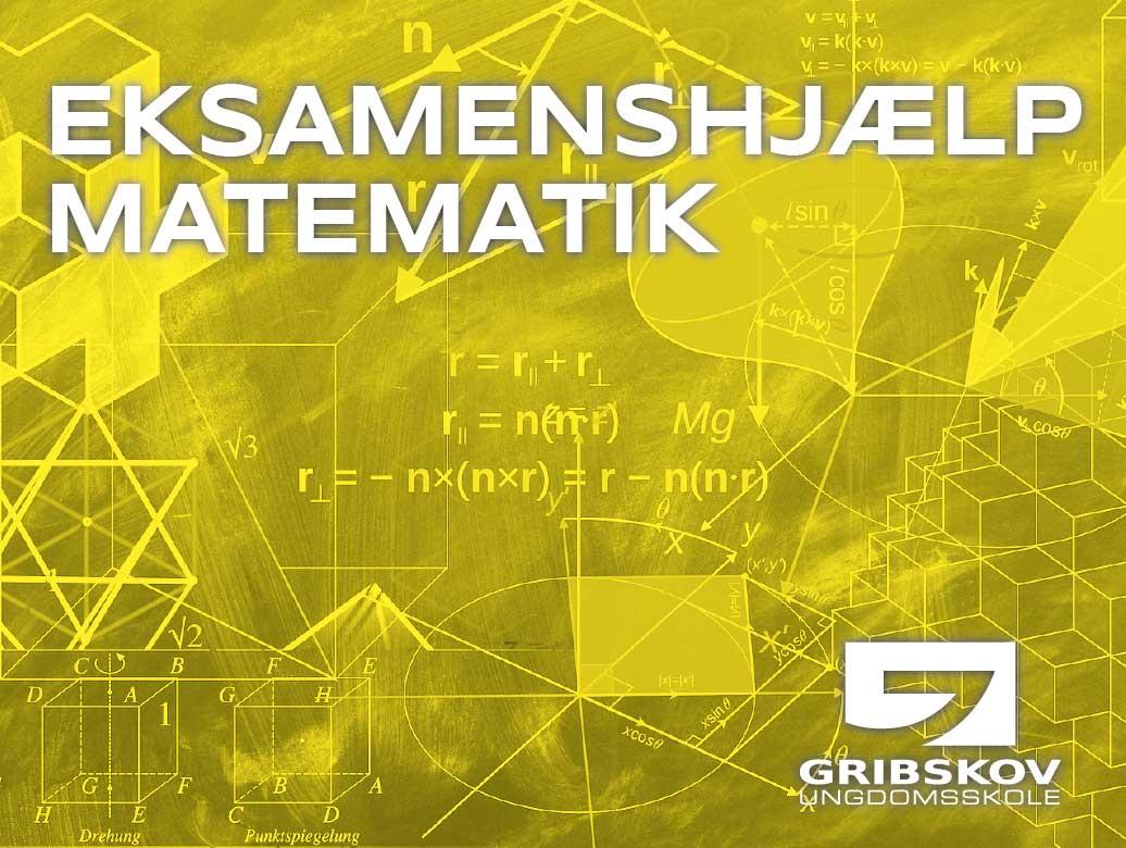 Eksamenshjælp - Matematik