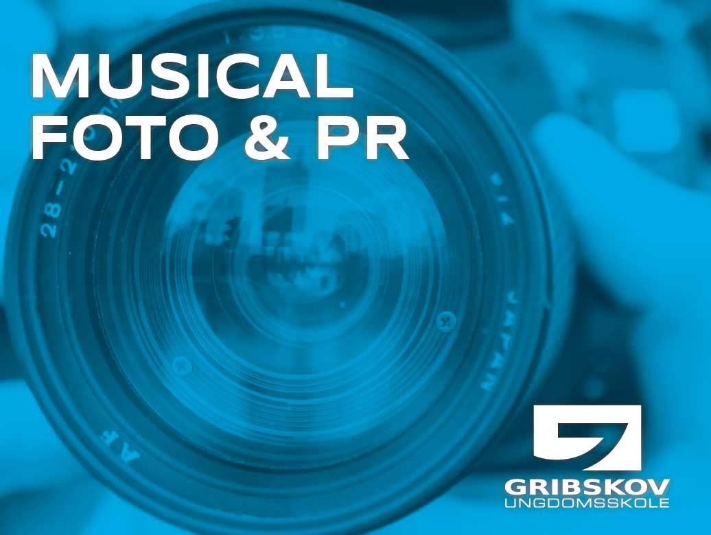 Musical - Foto og PR