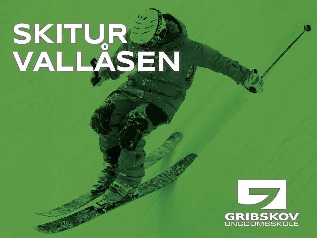 Skitur Vallåsen